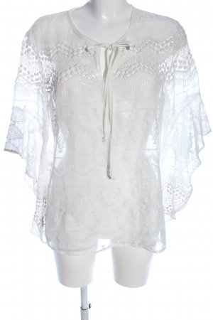 Nadine H. Slip-over Blouse white street-fashion look