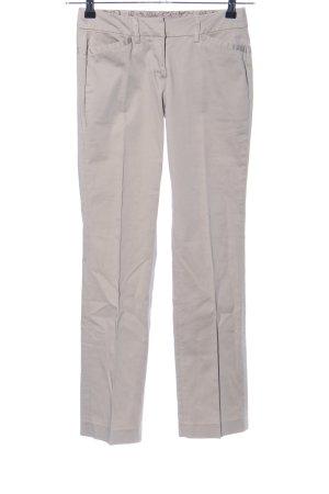 Naf naf Pantalon de costume gris clair style décontracté