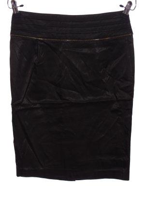 Naf naf Ołówkowa spódnica czarny W stylu casual