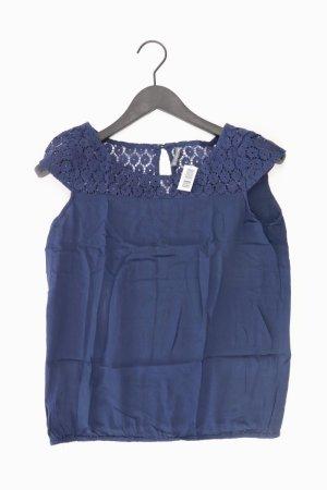 NAF NAF Bluse blau Größe 36