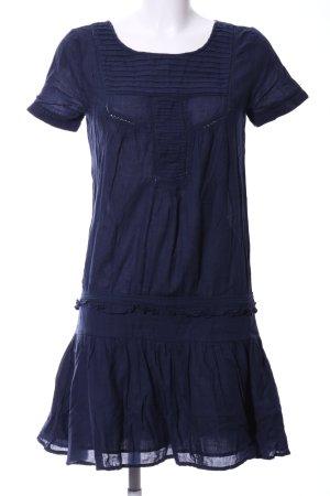 Naf naf Robe chemisier bleu style décontracté