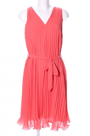 Naf naf Chiffonkleid pink Casual-Look