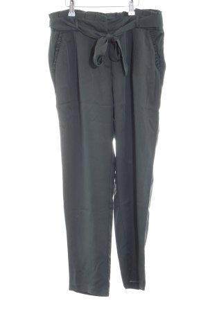 Naf naf Pantalon chinos gris clair style décontracté
