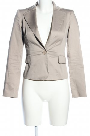 Naf naf Kurz-Blazer creme Business-Look