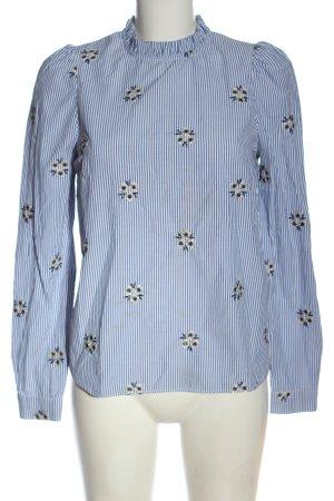 Naf naf Blusa de manga larga estampado a rayas look casual