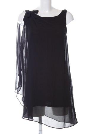 Naf naf Long-Bluse schwarz Elegant