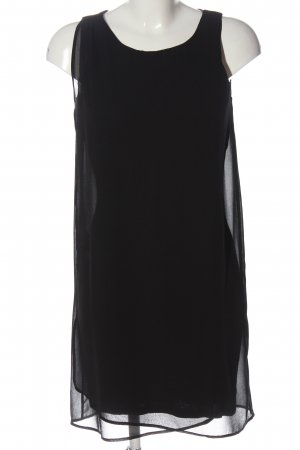 Naf naf Blusa larga negro look casual