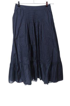 Naf naf Midirock blau Casual-Look