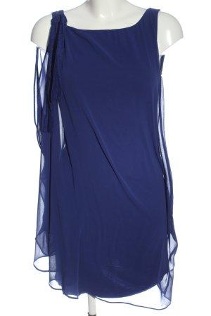 Naf naf Minikleid blau Casual-Look