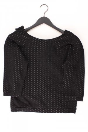 NAF NAF Shirt schwarz Größe M