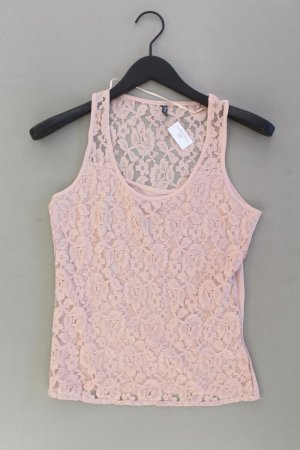 Naf naf Top di merletto rosa antico-rosa pallido-rosa chiaro-rosa Cotone