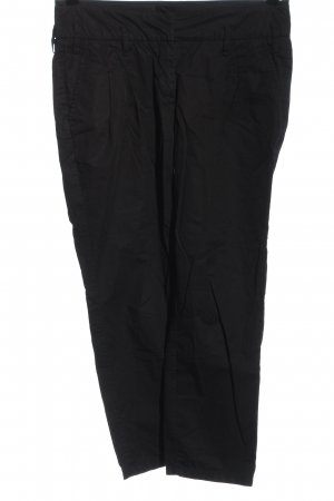 Naf naf Pantalon en jersey noir style décontracté