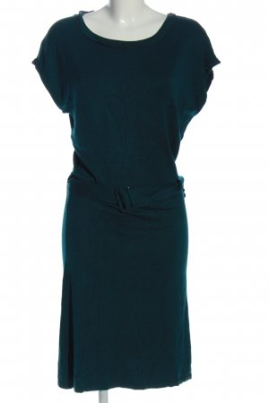 Naf naf Strickkleid blau Casual-Look