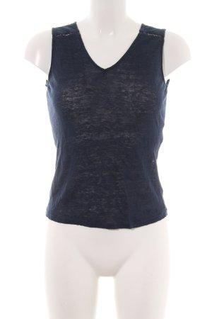 Naf naf Haut tricotés bleu style décontracté