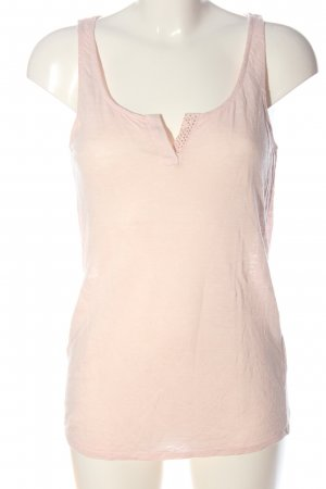Naf naf Top lavorato a maglia rosa stile casual