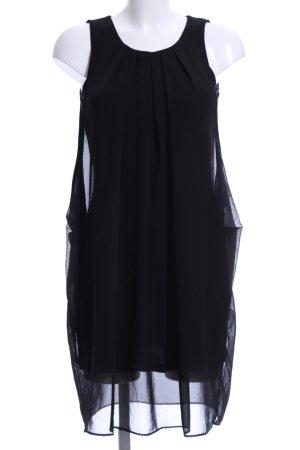 Naf naf Trägerkleid schwarz Elegant