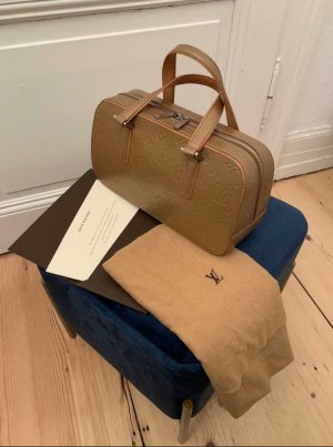 Nagelneu: Sammlerstück Mat Shelton LV Monogram Leder Zertifikat+Dustbag+selten!
