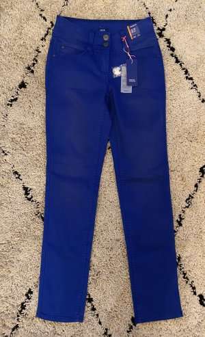Cecil Jeans a vita alta blu
