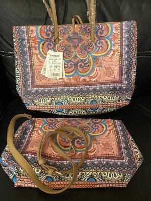 Desigual Turn Bag multicolored