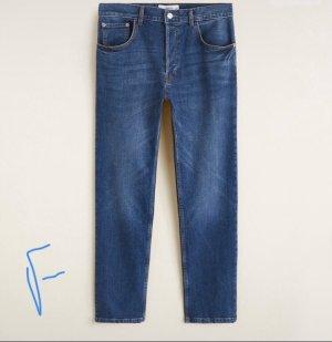 Mango Jeans stretch bleu foncé-bleu