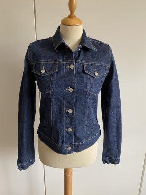Tommy Hilfiger Denim Veste en jean bleu foncé
