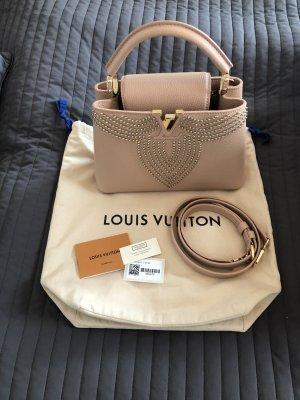 Nagelneue, seltene Louis Vuitton Capucines BB Tasche