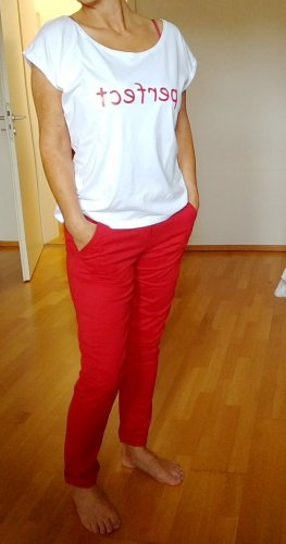 Superdry Chino rood