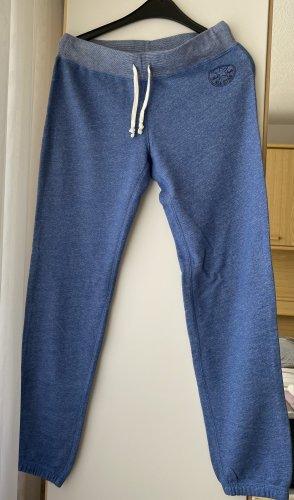 Converse Pantalón deportivo azul acero