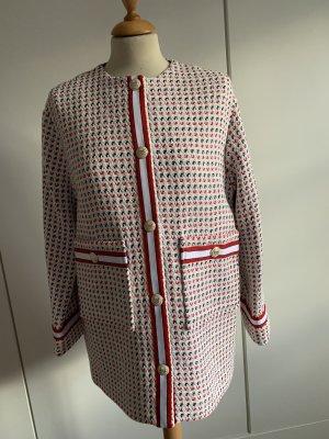 Maje Short Coat multicolored