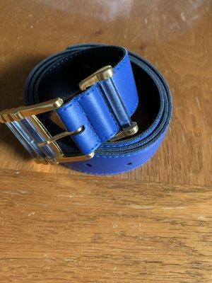 Cinturón de cadera azul