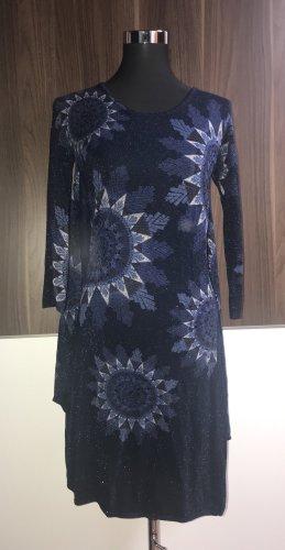 Desigual Gebreide jurk veelkleurig