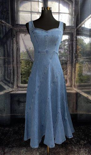 Miss Sixty Robe en jean bleuet-bleu azur