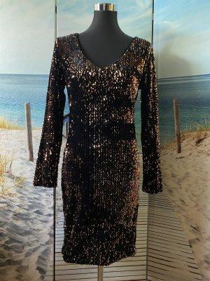 Nagelneues Pailletten Kleid