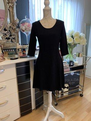 Nagelneues Taifun 3/4 - Ärmel Kleid, schwarz, Größe 38, Neu mit Etikett, NP: 99,99€