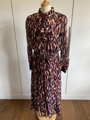 Massimo Dutti Robe à manches longues multicolore