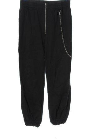 Nakd Baggy Pants schwarz Casual-Look