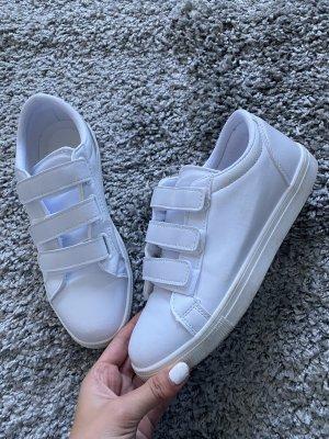 Nakd Zapatos de patinador blanco
