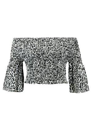 NAKD Bluse Shirt Animalprint
