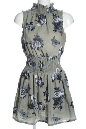 Nakd Blusenkleid Blumenmuster Casual-Look