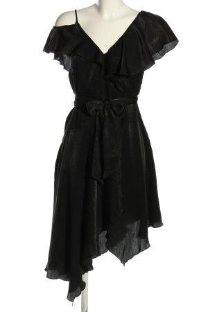 Nakd Blusenkleid schwarz Elegant