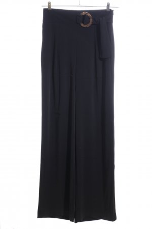 Nakd Pleated Trousers black casual look