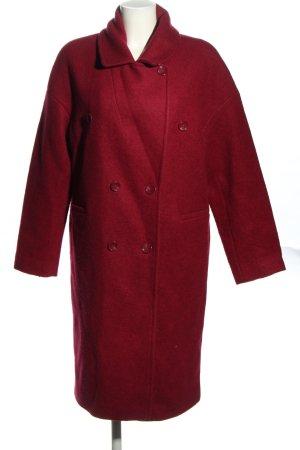 Nakd Marynarski płaszcz czerwony W stylu casual