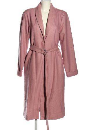 Nakd Cabanmantel pink Casual-Look