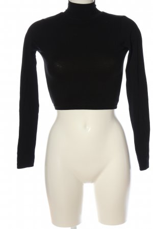 Nakd Cropped Top black casual look