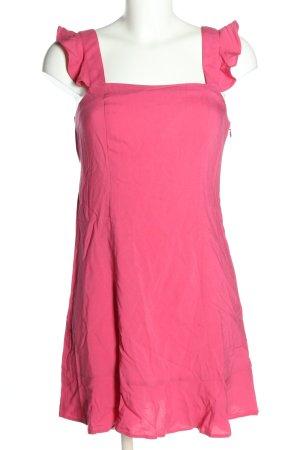 Nakd Robe découpée rose style décontracté