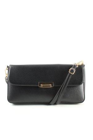 Nakd Handtasche schwarz Business-Look