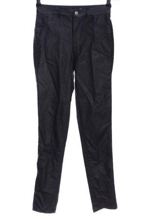 Nakd Pantalón de cintura alta negro look casual