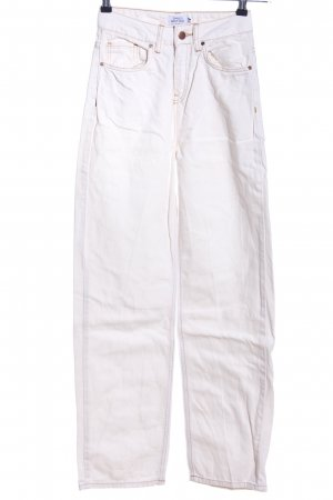 Nakd High Waist Jeans creme Casual-Look