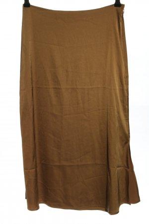 Nakd High Waist Skirt brown casual look