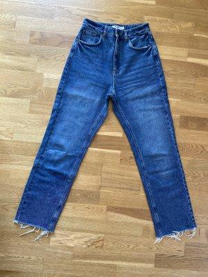 Nakd Jeans a gamba dritta blu